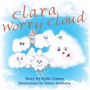 Clara the Worry Cloud – a children's book.