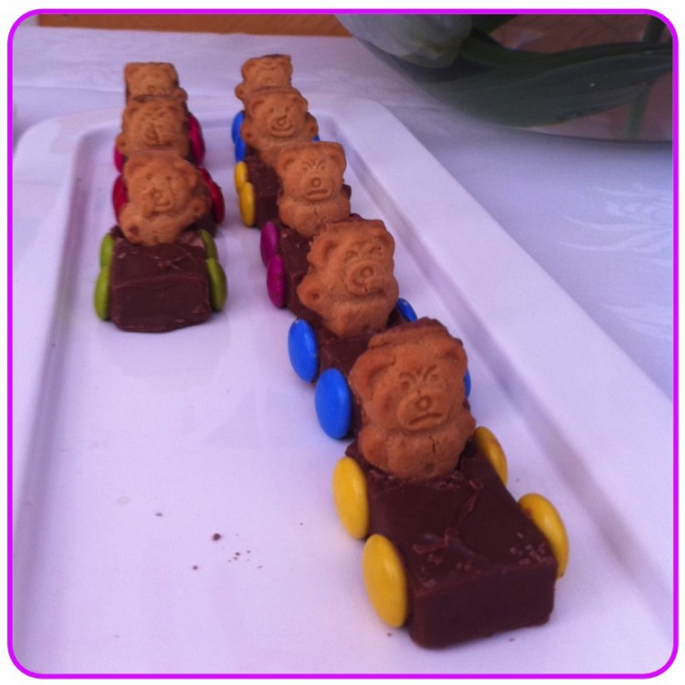 Kids Party Food; a super easy, no cook treat.