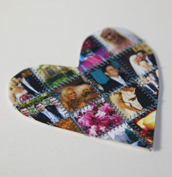 Wedding Anniversary Gift Cards Paper Quilting
