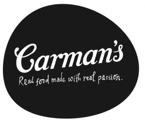 Carman's Muesli Logo - Carman's Cranberry & Apple Product Review