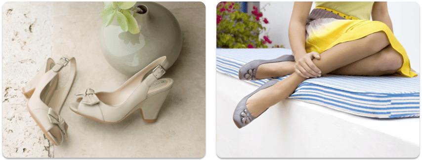 Naturalizer Shoes - Verve and Aurelia