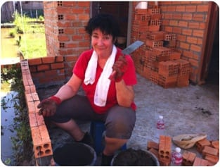 Angela Catterns - Habitat For Humanity Australia