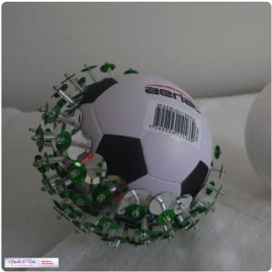 Sequin & Ball Christmas Balls