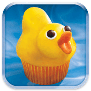 kazh reviewed Whip App some cupcakes with this brand new cupcake app!