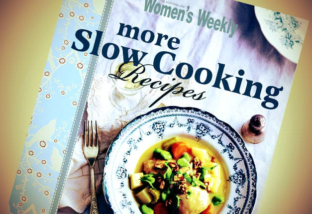 Win 1 of 10 Women's Weekly More Slow Cooking Recipes Cookbooks