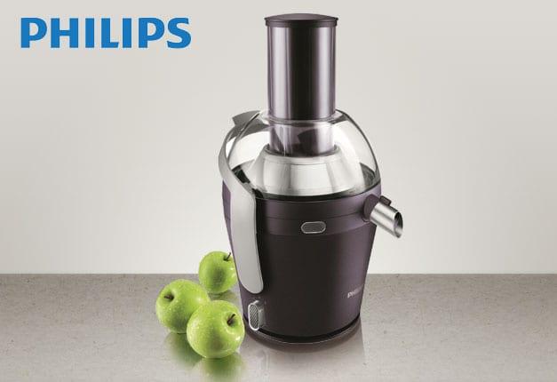 Win 1 of 10 Philips QuickClean Juicers!