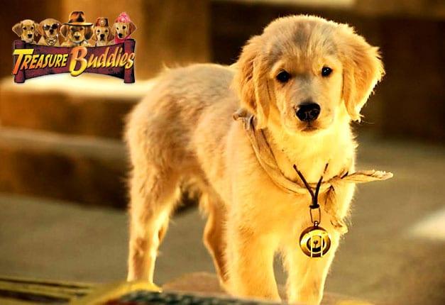 Win 1 of 10 copies of Disney's Treasure Buddies on Blu-Ray!