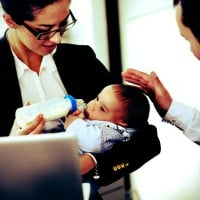 Are childcare costs so high that getting back into the workforce isn't