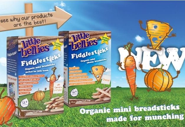 Win 1 of 10 Little Bellies prize packs!