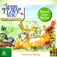 Guess How Much I Love You Scents of Spring - now on DVD!