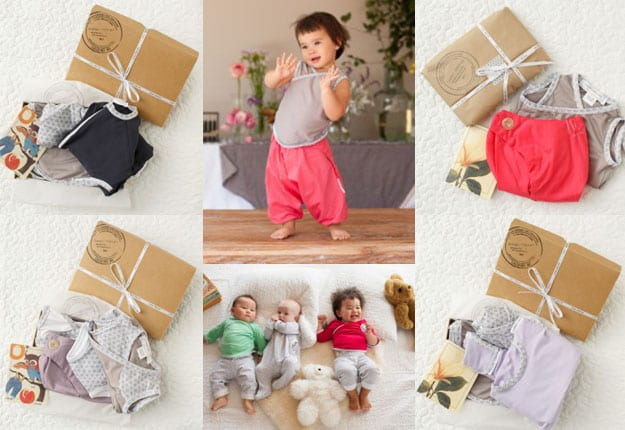 Win 1 of 6 Cheeky Britches prize packs!
