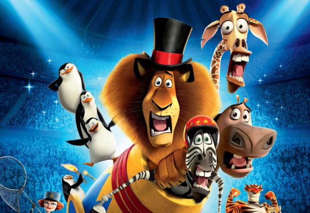 Win a Madagascar 3: Europe's Most Wanted prize pack