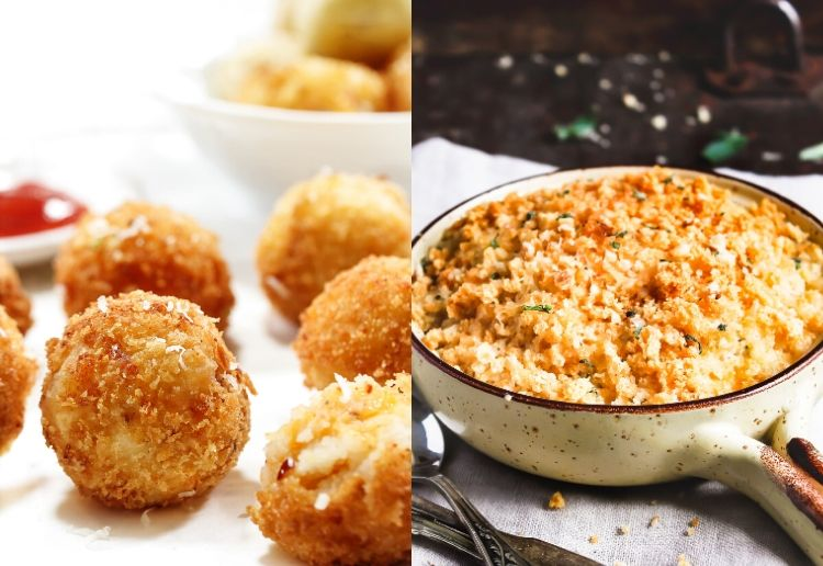 Bread Crumbs …10 ways to use them in Recipes.