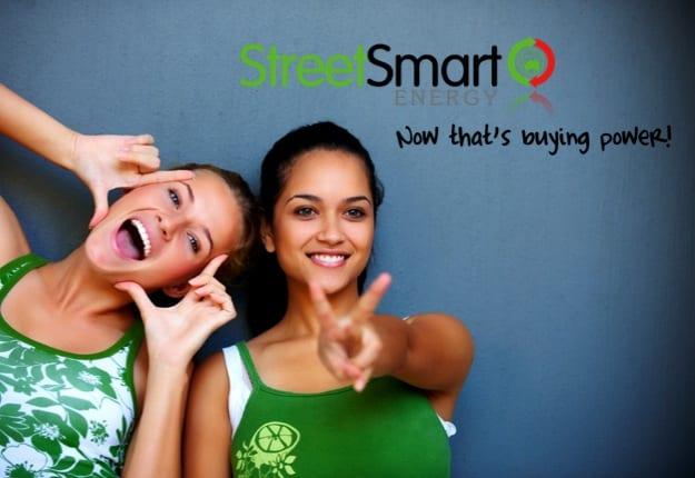Street Smart Energy; group buying for energy savings