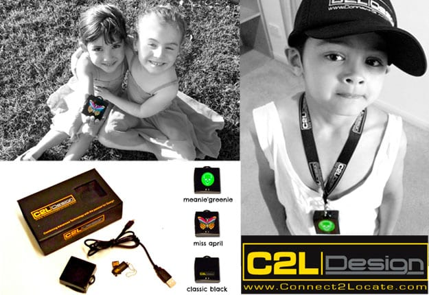 Win 1 of 2 C2L Design GPS devices valued at $249 each!