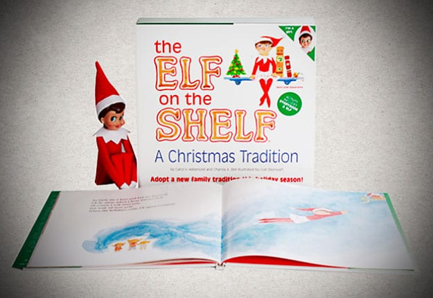 Win 1 of 5 Elf on the Shelf kits from Bundles of Fun valued at $39.95!