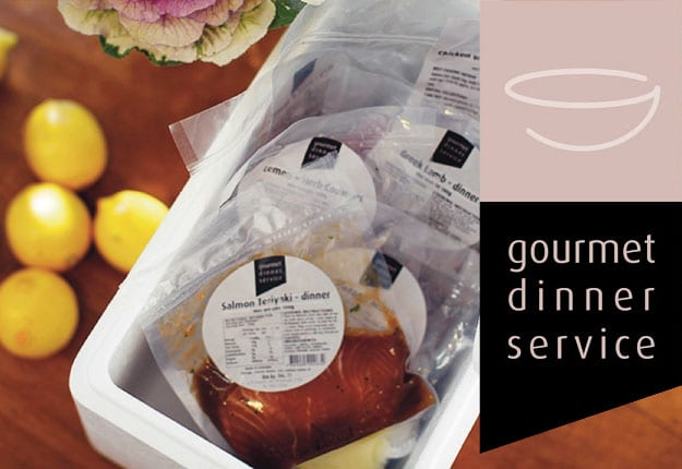 Win 1 of 4 Gourmet Dinner Service Hampers valued at $133.35