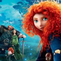 Disney Pixar's Brave - Activity Sheet for School Holiday Fun!