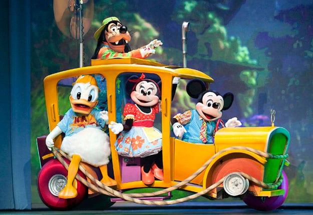 Win family passes to Disney Live! presents Mickey's Rockin' Roadshow