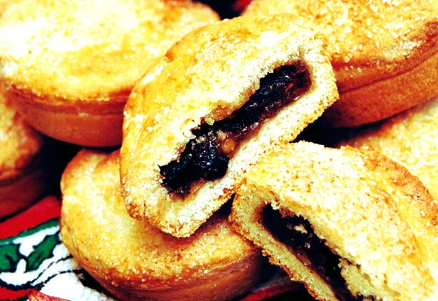 Fruit Mince Pies recipe