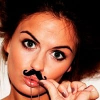 Yes, us women can get involved in Movember as well!