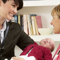 Preparing your child for a new nanny