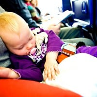 Traveling with Babies and Small children