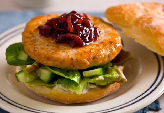 Steggles Turkey Burger