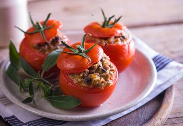 Steggles Stuffed Turkey Tomatoes