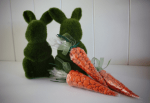 Easter Treats to make at home_two bunnies with carrots_mouthsofmums