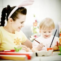 KISS goodbye to Easter holiday anxiety! 20 fun Easter holiday ideas