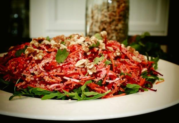 Quinoa and beetroot Salad