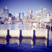 Sydney staycation