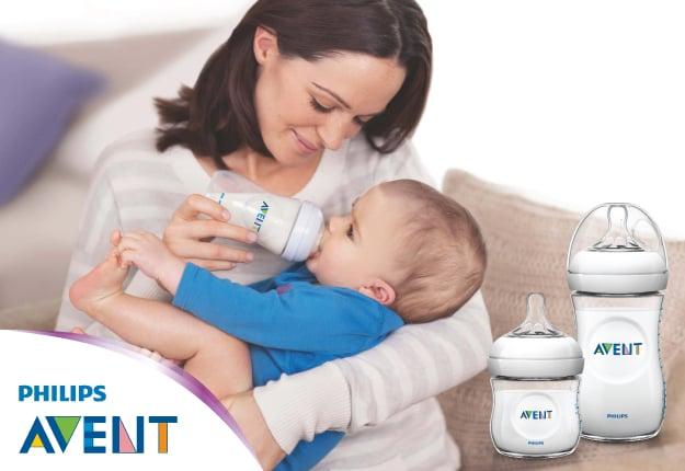 Philips Avent Natural Bottles
