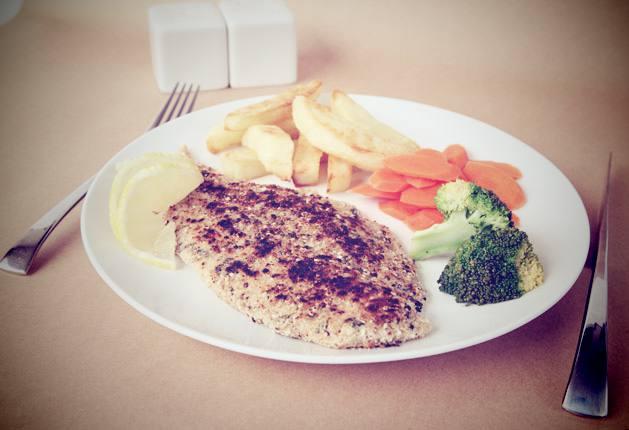 Pepper fish recipe