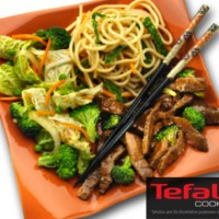 Beef Teriyaki Stir Fry Recipe for Tefal COOK4ME.