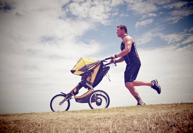Win a Britax BOB Ironman high performance jogging stroller