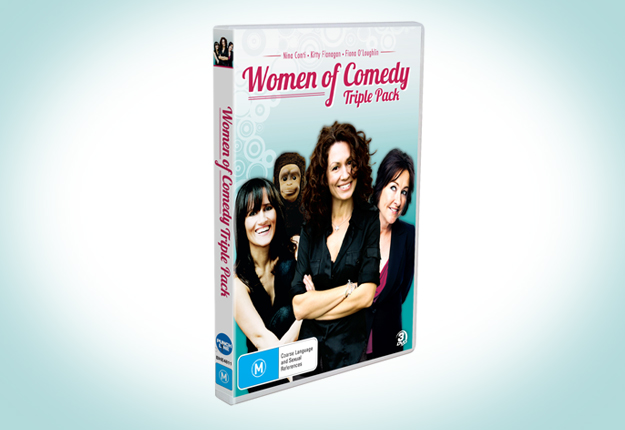 Win one of 10 Mother's Day DVD Prize Packs