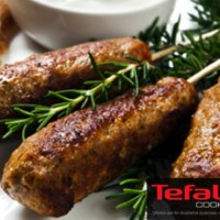 Lamb Koftas Recipe for Tefal COOK4ME.