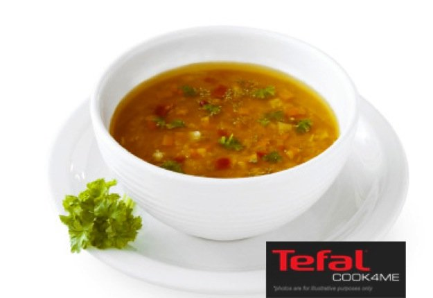 Minestrone Soup Recipe for Tefal COOK4ME.