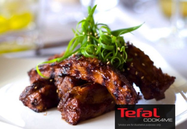 Pork Spare Ribs Recipe for Tefal COOK4ME