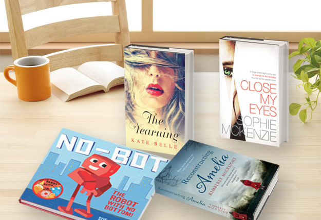 Win the perfect winter reading pack