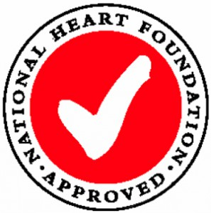 heart foundation tick of approval