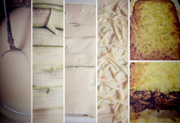 Weetbix lasagne recipe