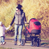 A gentle approach to post baby weight loss