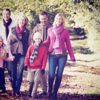 Tips for travelling with extended family