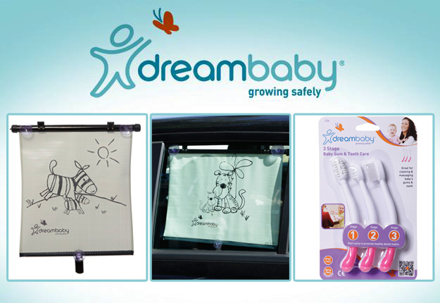 Win 1 of 10 Dreambaby® Health and Safety packs
