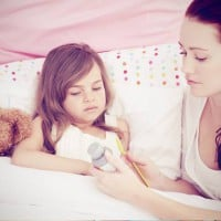 The use of pain relievers to reduce fevers in children