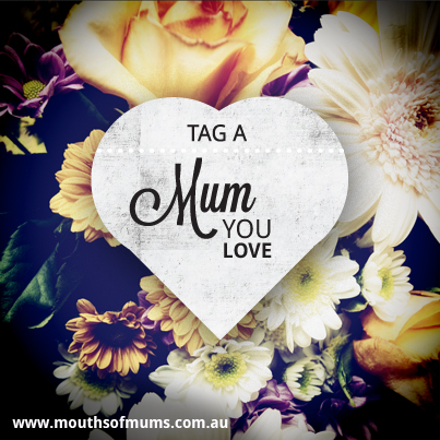 tag a mum you love