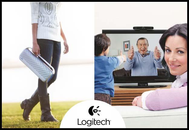 Win 1 of 2 Logitech prizes for mum!